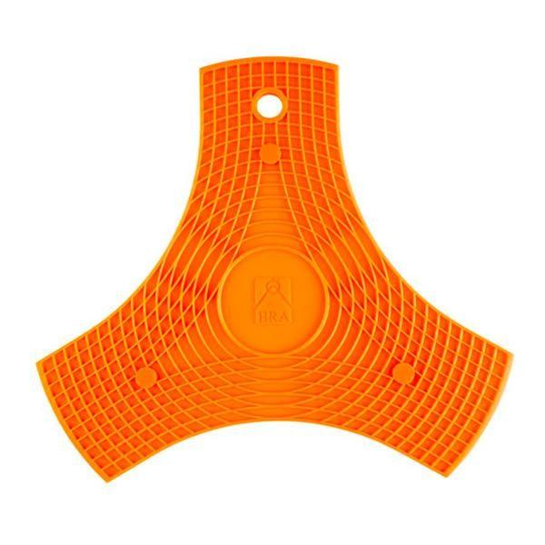 Protector de silicona naranja Bra Safe - Bra