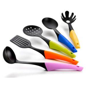 Lote 5 x utensilios de cocina Bra Air - Bra
