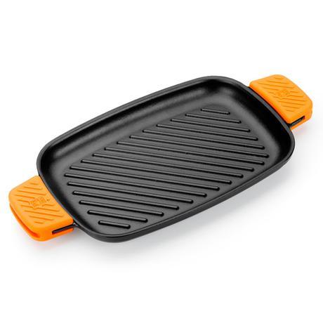Parrilla rectangular 35 cm estilo grill Efficient Iron - Bra