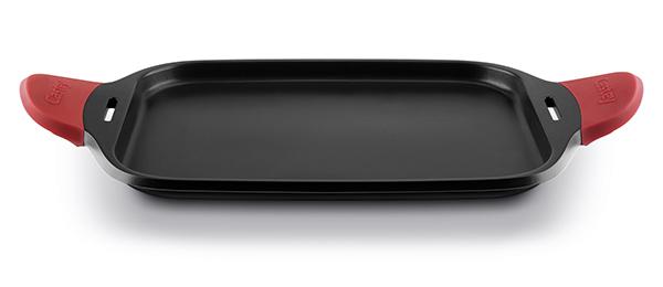 Asador inducción con asas de silicona - Castey