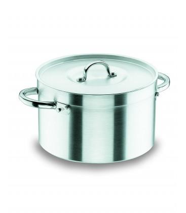Cacerola Alta con Tapa Chef-Aluminio de Lacor